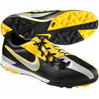Nike Total 90 Shoot IV TF Turf 2011 Soccer Shoes Brand New Black - Yellow  - Sil