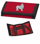 Pyrenean  Mountain Dog Wallet Embroidered by Dogmania