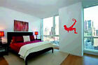 Football Player Vinyl Wall Sticker art decal large pic graphics soccer strike