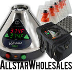 New Volcano Digit Digital Vaporizer w/ Solid or Easy Valve Set + FREE VapeCase
