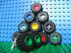 Lego Novelty Cuff Link wheels Funky Retro Stand Out Birthday Wedding F1 MOTO GP