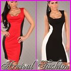 NEW WOMENS FORMAL WEAR DRESS 6 8 10 BUSINESS CORPORATE CLOTHING black white S M