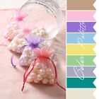 "300pcs 3""x4"" Sheer Organza Wedding Party Favor Decoration Gift Candy Pouch Bags"