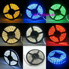 5M 3528 SMD 300 LED waterproof Flexible Strip Lights 7 Colors Home Decor Light