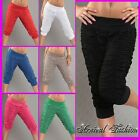 NEW SEXY WOMENS DESIGNER HIPSTER PANTS sz 10 12 14 LADIES CASUAL HOTPANTS M L XL