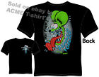 Rat Fink Apparel Fearless Forever Ed Big Daddy Roth T Shirts, Sz M L XL 2XL 3XL