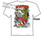 Big Daddy T SS 69 Camaro Rat Fink Shirt Full Throttle 1969 Tee Sz M L XL 2XL 3XL