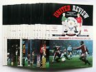 Man Utd 1990 1991 Home Programmes Choose From List Manchester United With Tokens