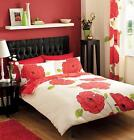 8 PC Duvet Cover Set With Matching Curtains & Fitted Sheet - KING , LAST ONE