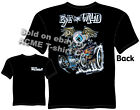 Hot Rod T Shirt 1932 32 Ford Tee Eye Gone Wild Kustom Kulture Sz M L XL 2XL 3XL