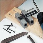 Adjustable Double 3/8 inch Pocket Hole Jig Guide with Ruler in Metric & English