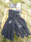 KARRIMOR BLACK WINDPROOF GRIP CYCLING WALKING MOUNTAINEERING OUTDOOR GLOVES XL