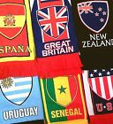 National Team Scarf Souvenir Ideal For Sport Style Parties Gift