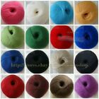 Sale 600y 50g LACE Luxurious soft pure 100% high quality cashmere Yarn Knitting