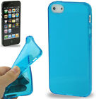 Ultra-thin TPU protective shell / case for Apple iPhone 5 mobile phone