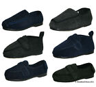 Men's Coolers EEE Fitting Extra Wide Orthopaedic Velcro Fastening Slippers