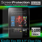"""Crystal Clear Screen Protector Film Wholesale Amazon Kindle Fire HD   8.9""""   8.9"""