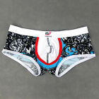 Fashion Sexy Mens Comfortable Modal Underwear Boxer briefs Shorts Trunks in S~XL