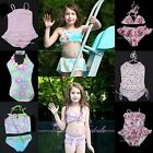 ON SALE Baby Girl Multi-List Bikini Swimwear Swimsuit Tutu Set for Size 2-7Years