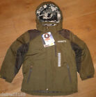 New Boys Free Country FCXTREME Water Resistant Lightweigh Green Coat Jacket