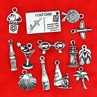 Tibetan Silver Holiday Seaside Theme Charm Pendant Bead Finding Jewellery Making £1.99  on eBay