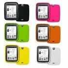 BARNES & NOBLE NOOK SIMPLE TOUCH / WITH GLOWLIGHT SILICONE CASE 6 BRIGHT COLOURS