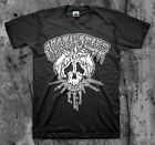 AGATHOCLES 'Skull' T shirt (Mincecore Grind Unholy Grave Napalm )