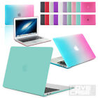 Smart Rubberized See-Through Hard Case Cover for Apple Macbook Air 13-inch & 11""