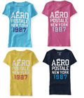 Aeropostale T-Shirt Womens Junior Sizes XS, S, M, L, XL, 2XL NWT New York Tees