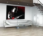 DAVE GROHL - FOO FIGHTERS PRINT ON CANVAS WALL ART - 36 x 50 Inch Ready to Hang
