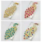 1x 3D bling diamond pearl crystal case cover FOR ipod touch 4 4g 4th 5 5th gen