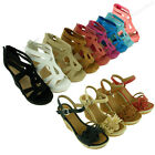 Womens Fashion Sandals Cute Wedge Heel Sandal Platform Open Toe Wedges Shoes