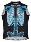 Primal Wear X-RAY Cycling Jersey Sleeveless Mens bike bicycle + Defeet Socks