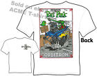 Ratfink T Shirts Orbitron Hot Rod Clothes Big Daddy Clothing Ed Roth T Shirts
