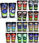 CHOOSE TEAM Set 2 Pack Tumblers 2 Lids Logos 3D Change When Moved New NFL Cups