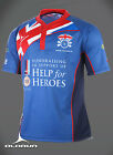 Heroes Challenge UK Help for Heroes Rugby Shirt Ladies Sizes (8-18)Army/Navy/RAF