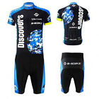 NEW Cycling Bicycle BIKE outdoor Wear Cloth Jersey + Shorts size M- XXXL