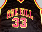KEVIN DURANT OAK HILL HIGH SCHOOL JERSEY BLACK NEW -   ANY SIZE XS - 5XL