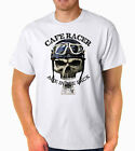 Cafe Racer Ace Classic Bikes  Vintage Retro Biker  Printed T-Shirt Ideal Gift $14.84 USD on eBay