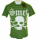 Bnwt Authentic Mens Smet Ace Of Spades T Shirt Christian Audigier New Skull