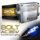 OPT7 AC 35w HID Kit ¦ Headlight Conversion All Bulb Sizes and Xenon Light Colors on eBay
