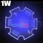 10PCS x High-Power Blue 30Lm 1W LED 1Watt Super Bright Water Clear light