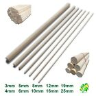QUALITY WOODEN DOWELS 15cm 30cm or 60cm Craft Pole Stick Sweet Tree * FREE POST! <br/> High Quality Light Hardwood - LOWEST PRICES ON EBAY!!!!