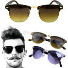 Hot Cool Womens Mens Unisex Framed Sunglasses Spectacles Glasses Eyeglasses B52U