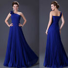 2013 New Luxury Sexy Prom Gown Formal Party Cocktail Chiffon Long Evening Dress