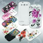 Soft Silicone Gel Protective Back Skin Cover Case For SamSung Galaxy S3 i9300