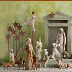 WILLOW TREE CHRISTMAS NATIVITY XMAS FIGURINES FIGURE COLLECTION CRECHE STAR OX
