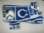NFL & Sports Teams Fleece Dog Coat Size SMALL&Med. more styles in e-bay store