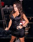 MISS TESSMACHER 08 AKA BROOKE TESSMACHER AND BROOKE ADAMS (WRESTLING)PHOTO PRINT