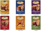 Внешний вид - Nonni's THIN addictives  almond thins 6 freshness packs in 1 box THINaddictives